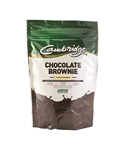 Tonalin CLA - Chocolate Brownie - Case by Cambridge