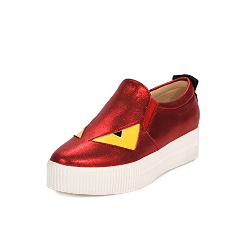 Urethane Red BalaMasa Pull Assorted Ladies On nbsp;Color Oxfords Platform Shoes gHW7qPwxU