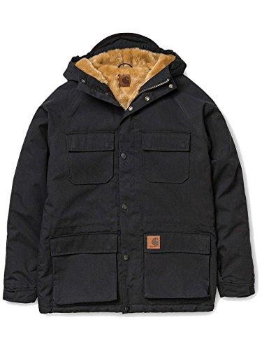 Homme Carhartt Black Jacket Mentley Blouson CwtCqfFxr