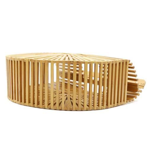 haute luxe Sac pour la plage l'été bambou femmes des de et de fait main de qualité fraîche pour conception en 44RtrwqO