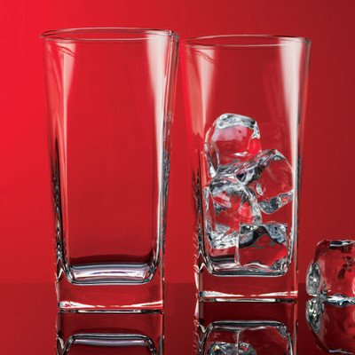 ghball Glass (Set of 4) ()