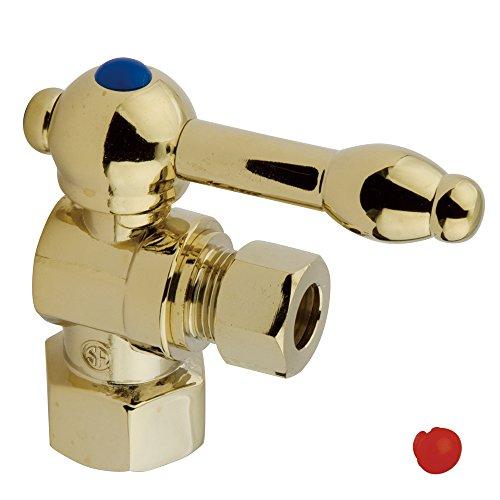 Polished Brass Angle - 3