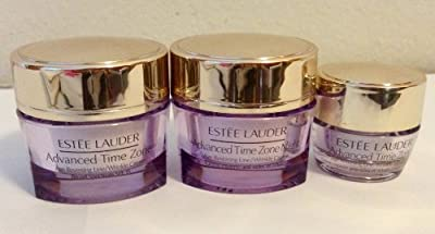 Estee Lauder New Advanced Time Zone Cream Trio Gift Set