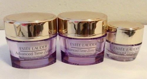 Estee Lauder New Advanced Time Zone Cream Trio Gift Set