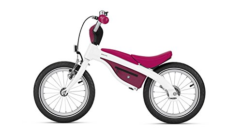 BMW Kids Bike - white/raspberry