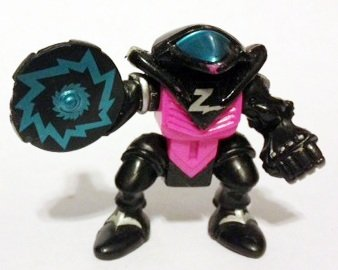 """Burger King Z-Bots Buzzsaw 2"""" Figure for sale  Delivered anywhere in USA"""