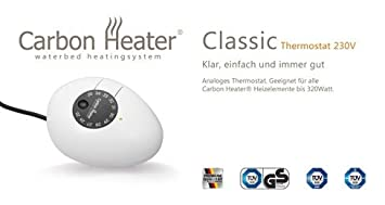 T.B.D. camas de agua - Carbon Classic para termostato ...