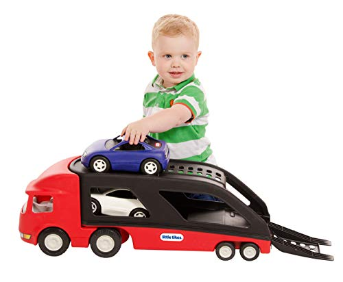 PlayBuild Little Tikes Car Carrier - - Carrier Toy Car