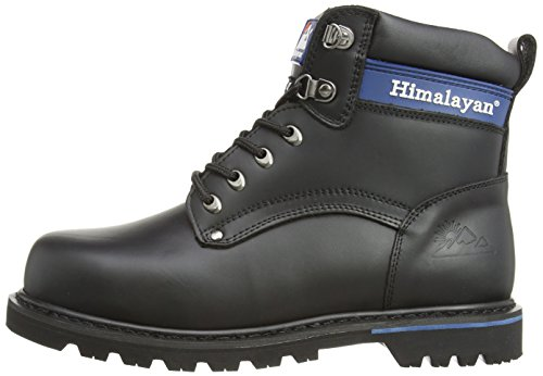 color 3100 hombre para 44 black seguridad de Black Zapatos talla Himalayan YXSTdY