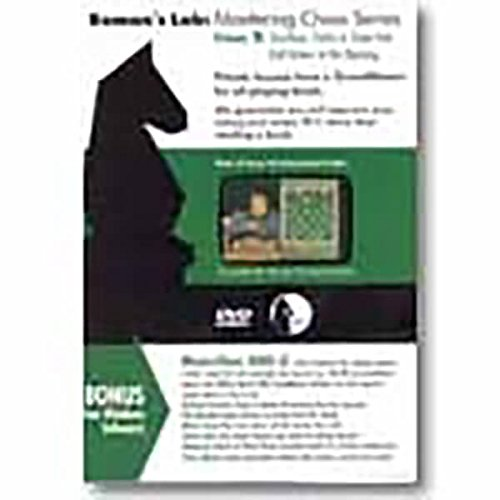 ROMAN'S LAB - VOLUME 6 - Rapid and Complete Opening Repertoire for Black Chess DVD