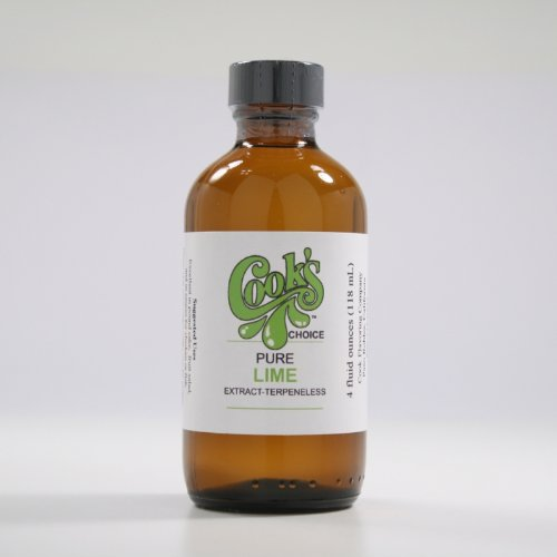 Cook's Pure Lime Extract 4 oz