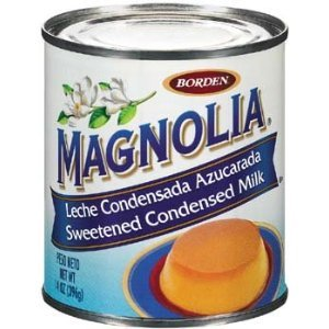 Borden, Magnolia, Sweetened Condensed Milk, 14oz Can (Pack of 6)