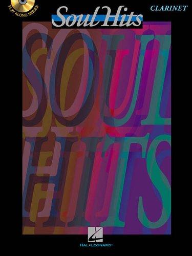 Soul Hits - Clarinet Play-Along Pack (Instrumental (Clarinet Instrumental Folio)