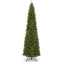 National Tree North Valley 12 Foot Spruce Pencil Slim Tree