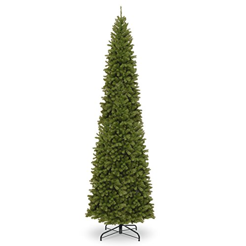 National Tree North Valley 14 Foot Spruce Pencil Slim Tree