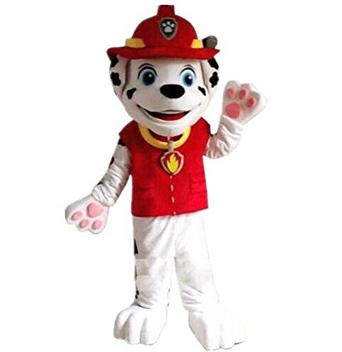 PAW Patrol Marshal Mascot Costume