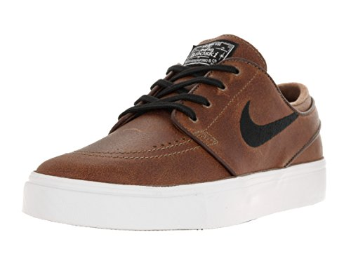 Nike Zoom Stefan Janoski Mens Elite Scarpa Skateboard Brown Ale