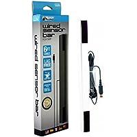 KMD KMD-W-6355 Stylized Wired Sensor Bar Adapter for Wii, Wii U
