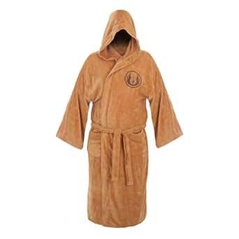 Jedi Fleece Bathrobe (One Size)