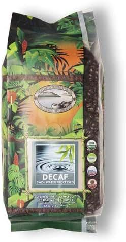 Camano Island Coffee Roasters - Signature Swiss Water Processed Decaf Organic Coffee - Fresh Premium USDA Certified Organic, Shade Grown, Fair Trade, and Ethical