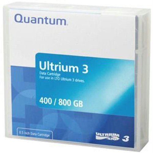 Quantum 1/2 inch Tape Ultrium™ LTO Data Cartridge by Quantum (Image #1)