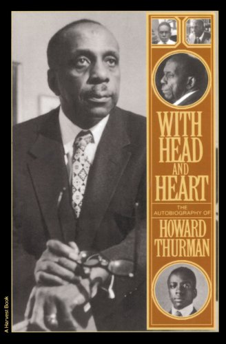 Books : With Head and Heart: The Autobiography of Howard Thurman