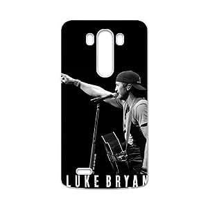 YESGG Luke Bryan Cell Phone Case for LG G3