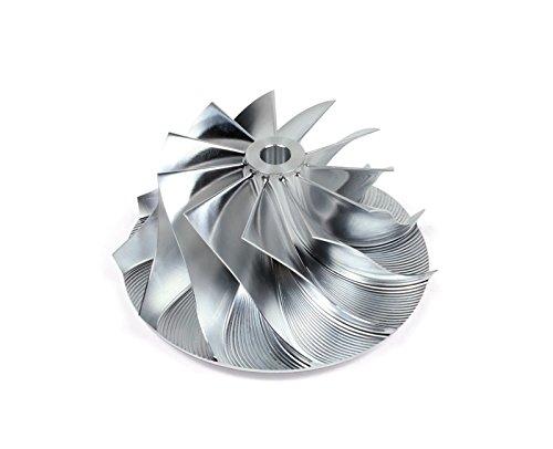 - DieselSite Billet Turbo Compressor Wicked Wheel 2 for 01-04 Duramax LB7