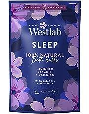 Westlab 's Sleep Epsom & Dode Zeezouten met Lavendel & Jasmijn, 1kg