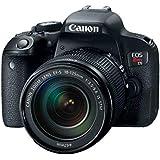 Canon EOS REBEL T7i EF-S 18-135 IS STM Kit (Certified Refurbished)