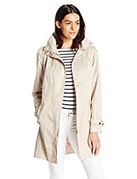 Calvin Klein Women's Long Packable Anorak Jacket