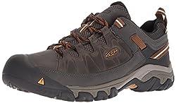 KEEN - Men's Targhee III Waterproof Leather Hiking Shoe