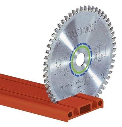 Hoja de sierra especial 190x2,6 FF TF54 Festool 492052