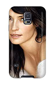 High Quality Famke Janssenanime And Case For Galaxy S5 / Perfect Case