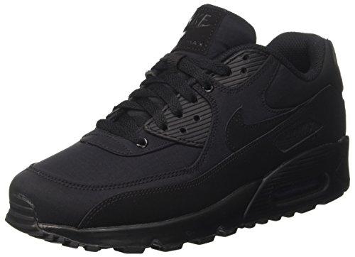 Nike Chaussures Essentiels Air Max 90 Male Noir (noir / Noir)