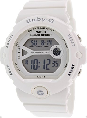 Watch Casio Baby-g Bg-6903-7ber Women´s White