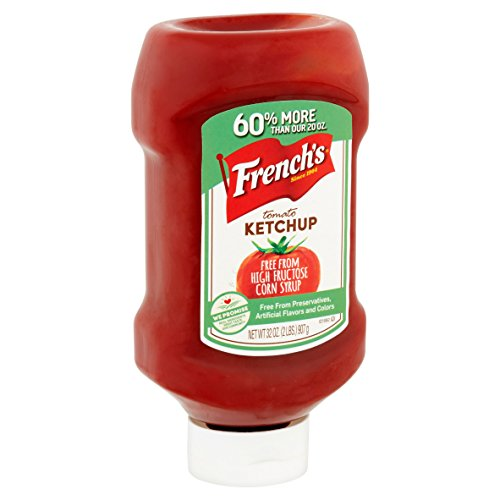 French's Tomato Ketchup No HFCS 32 oz (Pack of 3)