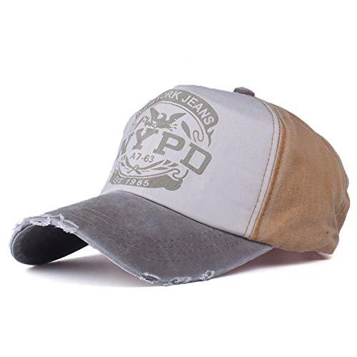 SINXE Brand Cap Baseball Cap Fitted hat Casual Cap Gorras Panel Hip hop Snapback Hats wash Cap for Men Women Unisex -