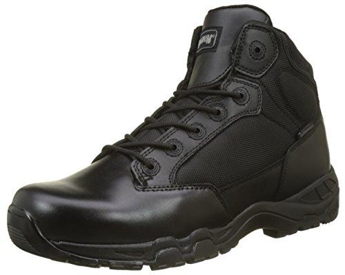 Magnum Viper Pro 5.0 Waterproof, Unisex Adults' SRA Work Boots, Black (Black 21), 7 UK (41 EU)