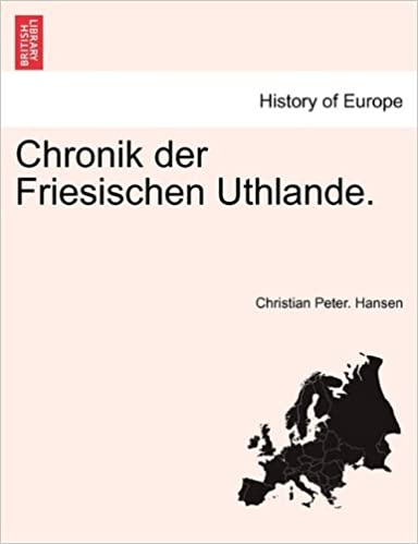 Chronik der Friesischen Uthlande.