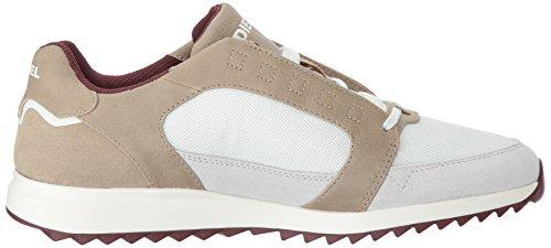Diesel V-Staffetta S-Fleett-Sneak Y01461, Sneaker Uomo Mehrfarbig (Java Hawaii Ocean)