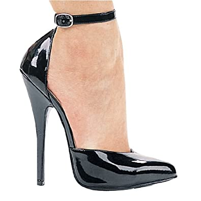 Inch high fetish heel with ankle strap video xxx