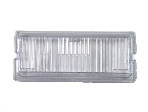 KC HiLiTES 4630 2x6 Fog Beam Lexan Lens Clear - 55w Max (55w Clear Lens)