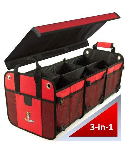 Amazon.com: Tuff Viking - Organizador de maletero ...