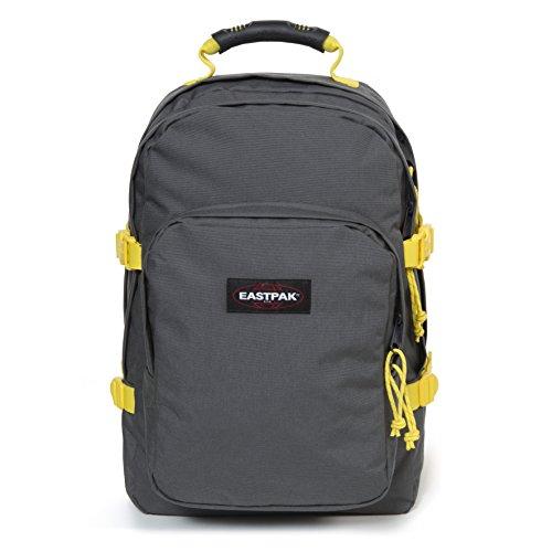 Eastpak Provider Rucksack, 44 cm, 33 L, Grau (Grey-Yellow)