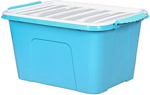 Storage Box Caja de Almacenamiento Caja de Almacenamiento de plástico polea Caja de Almacenamiento Ropa de Juguete Caja de Almacenamiento: Amazon.es: Hogar