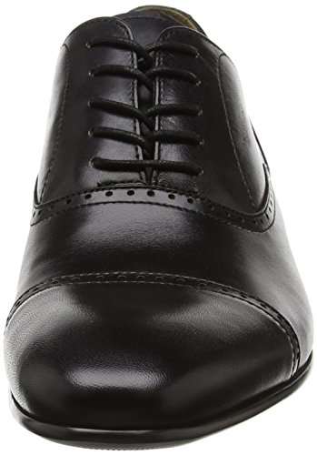 Aldo Saylian, Scarpe Stringate Basse Oxford Uomo, Nero (black Leather), 40