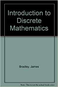 introduction to discrete mathematics book pdf