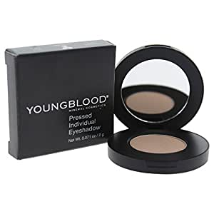 Youngblood Pressed Individual Eyeshadow - Gold, 0.071 oz/2 g