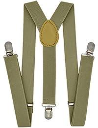 Kids Boys Suspenders - Girls Toddler Baby - Adjustable...